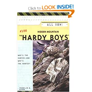 Hidden Mountain (The Hardy Boys #186) by Franklin W. Dixon