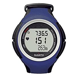 Suunto X3HR Heart Rate Wrist-Top Computer Watch with Altimeter, Barometer, and Thermometer