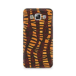 Mobicture Cheetah Tribal Wave Printed Phone Case for Samsung Galaxy Grand 3 G7200