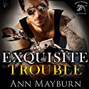 Exquisite Trouble: Iron Horse MC, Book 1 (       UNABRIDGED) by Ann Mayburn Narrated by Andy E. Ross, Stephanie Wyles