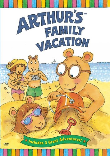 Arthur: Arthur's Family Vacation