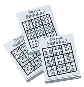 Do You Sudoku? Card Game