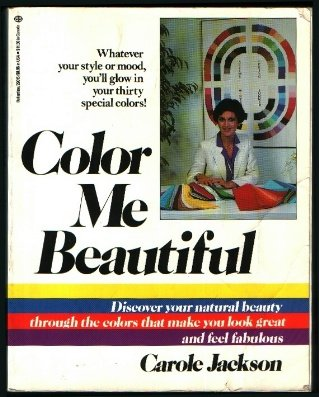 Color Me Beautiful, CAROLE JACKSON