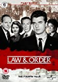 Law & Order - Season 4 - Complete [1993] [DVD]