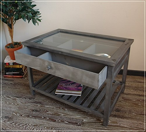 couchtisch mit glasplatte und schublade com forafrica. Black Bedroom Furniture Sets. Home Design Ideas