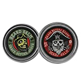 GRAVE BEFORE SHAVE Beard Balm Duel Pack