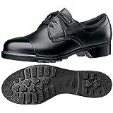 ミドリ安全 安全靴 短靴 V251N 外鋼板 ブラック 27.5cm