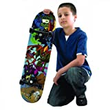 Ben 10 Alien Force Skateboard