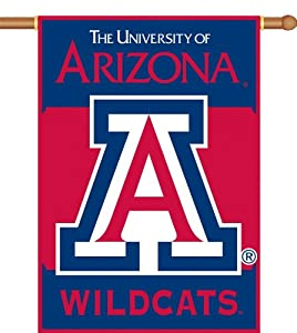Buy BSI Arizona Wildcats 28x40 Double Sided Banner by BSI