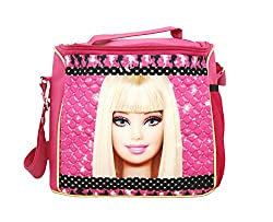 Shopaholic Adorable Princess Small Tiffin Bag For Kids To Carry Food Along With Foil