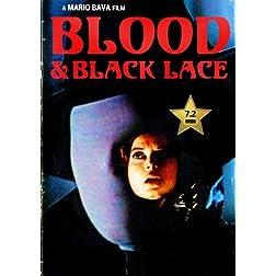 Blood and Black Lace (Sei donne per l'assassino) [VHS Retro Style DVD] 1964
