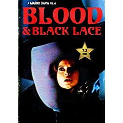Blood and Black Lace (Sei donne per l'assassino) [VHS Retro Style DVD] 1964