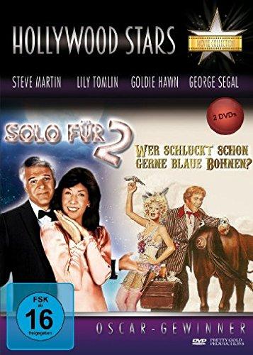 Hollywood Stars - Oscar Collection (Solo für Zwei+Wer schluckt schon gerne blaue Bohnen?) [2 DVDs]