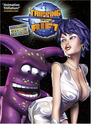 Tripping the Rift: Season Two [DVD] [Import]