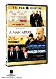 Man Apart & Boiler & Knockaround Guys [DVD] [2000] [Region 1] [US Import] [NTSC]