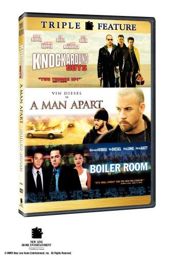 A Man Apart/Boiler Room/Knockaround Guys (Boiler Room Dvd compare prices)