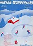 img - for Winter Wonderland - Sheet Music book / textbook / text book