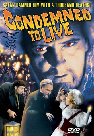 Condemned to Live [DVD] [1935] [Region 1] [US Import] [NTSC]