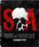 Sons of Anarchy: Season Five [Blu-ray]
