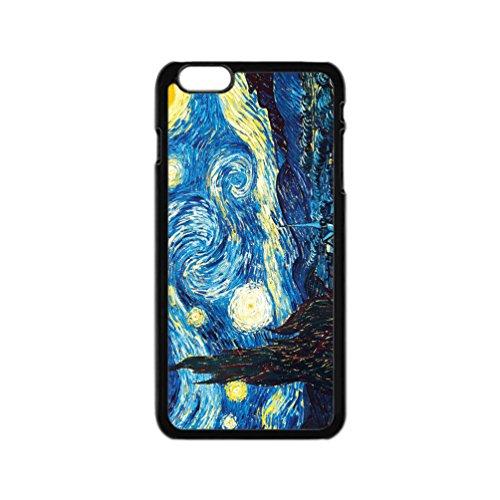Van Gogh iPhone 6 Case,Van Gogh The Starry Night Case for iPhone 6 or iPhone 6s TPU Case (4.7 inch)