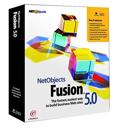 NetObjects Fusion 5.0 For Windows Upgrade