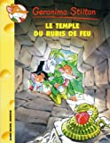 Geronimo Stilton, Tome 25 : Le Temple du rubis de feu