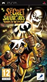 The Secret Saturdays: Beasts of the 5th Sun (Sony PSP)