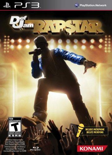 Def Jam Rapstar Bundle - Playstation 3