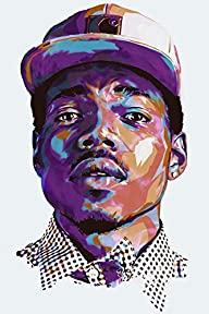 Chance the Rapper Silk Poster 36×24 I…