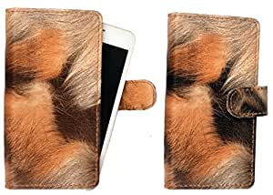 R&A Wallet Case Cover For LG F70 D325