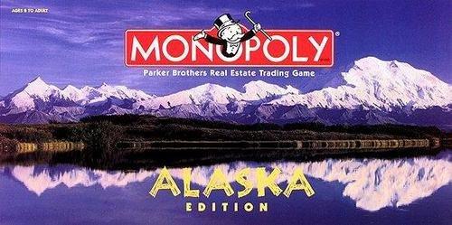 """Imagen de Monopoly Edición de Alaska """"la gran tierra"""""""