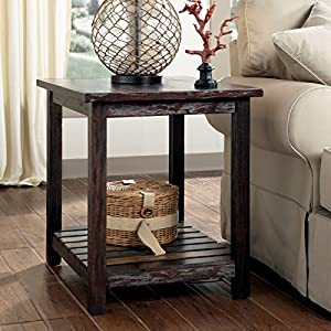 Ashley Furniture T580-3 Mestler Chairside End Table