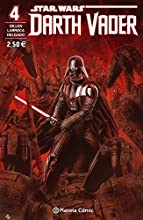 Star Wars Darth Vader nº 04 (Cómics Marvel Star Wars)