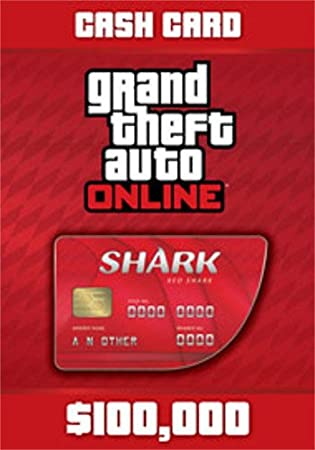 Red Shark Cash Card - PS3 [Digital Code]