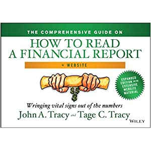 How to Read a Financial Report - Tracy