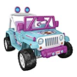 FisherPrice Disney Frozen Jeep Wrangler