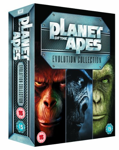 Planet of the Apes: Evolution Collection [DVD] [1968]