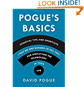 David Pogue (Author) (21)Release Date: December 9, 2014 Buy new:  $19.99  $17.99 9 used & new from $14.03
