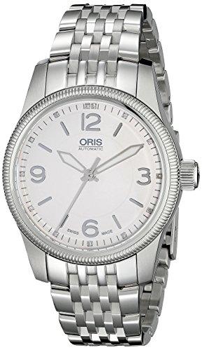 Oris Big Crown 0173376494031MB in acciaio inox automatico unisex orologio
