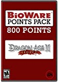 BioWare Points 800 Legacy [Online Game Code]