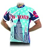 New York City Bicycle Jersey Large