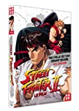 echange, troc Street fighter II Film Edition DVD