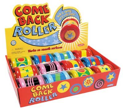 Come Back Roller Wheel