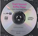 img - for Alfred's Teach Yourself to Play Piano (Teach Yourself Series) book / textbook / text book