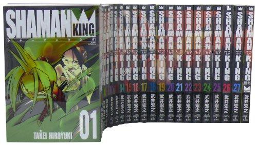 シャーマンキング 完全版 全27巻+公式ガイド 完結セット (ジャンプコミックス)