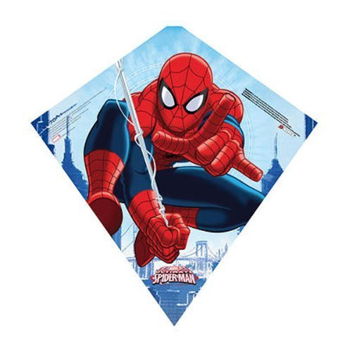 23 SKYDIAMOND SPIDERMAN KITE Model: