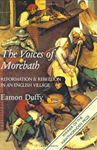 "Cover of ""The Voices of Morebath: Reforma..."