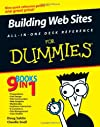 Building Web Sites All-in-One Desk Reference For Dummies (For Dummies (Computer/Tech))