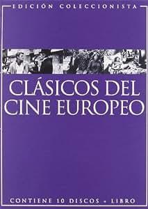Pack Clásicos Del Cine Europeo (10 Películas) [DVD]