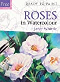 Roses in Watercolour (Ready to Paint)